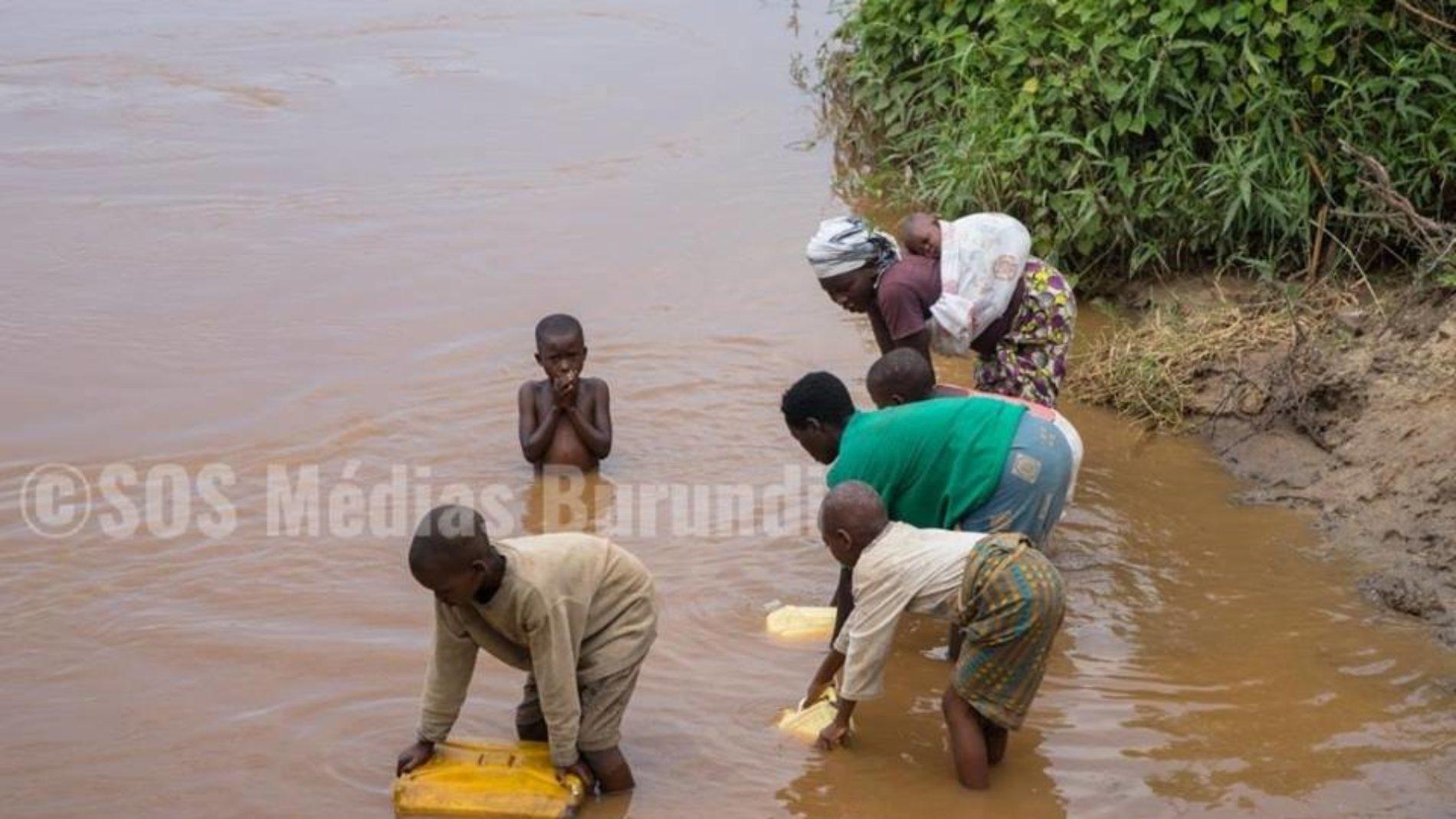 Rumonge: fear of cholera cholera following the lack of drinking water