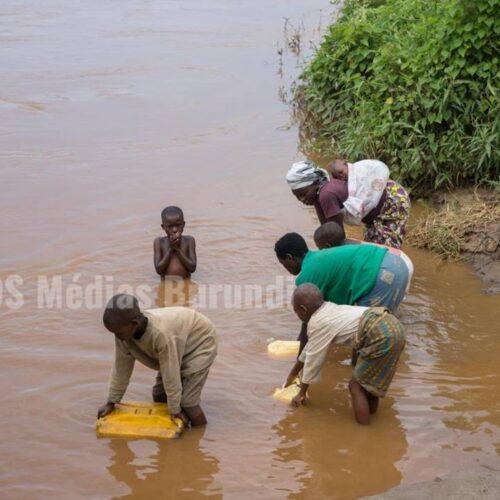 Rumonge : Peur de la Récruduscence du choléra suite au manque d'eau potable