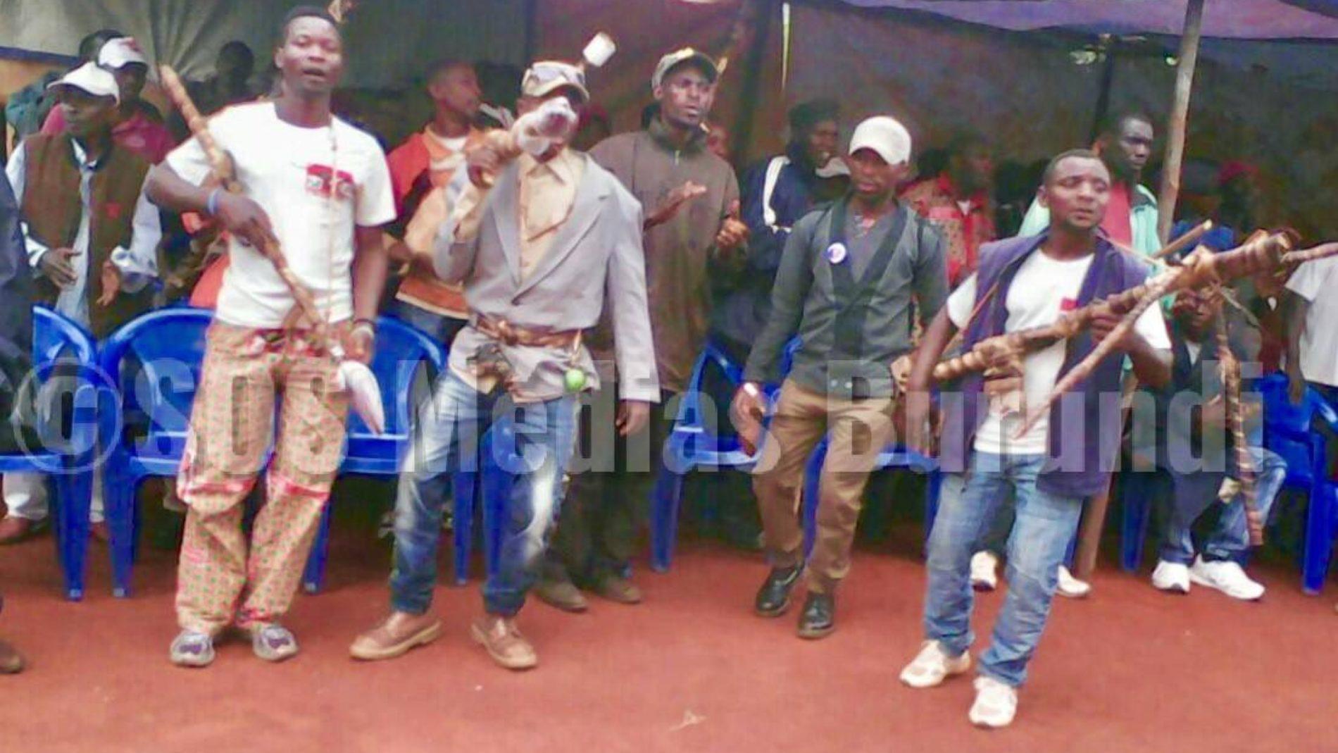 Bukinanyana : des Imbonerakure armés font des patrouilles, la situation inquiète les opposants