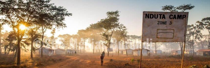 Nduta Réfugiés Tanzanie Burundi