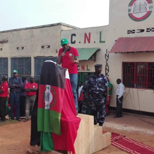Buhiga (Karusi) : Un membre du CNL incarcéré
