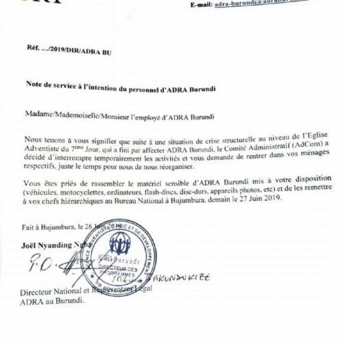 DROITS HUMAINS : L' Acat Burundi recense 220 cas de torture de 2017 à nos jours