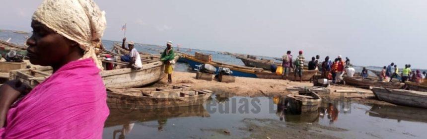 Port de Rumonge Burundi