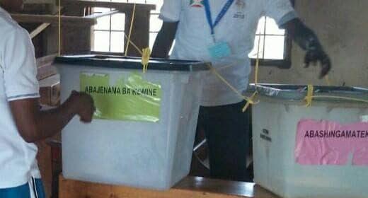 Burundi election amatora CENI