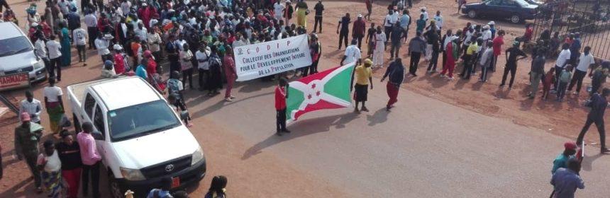 Burundi Gitega rapport HRW ICG
