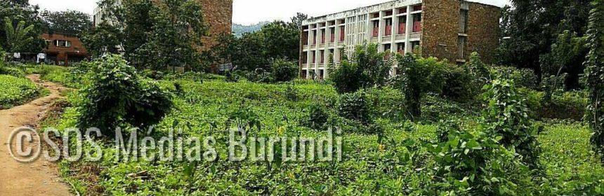Université Burundi Campus Mutanga