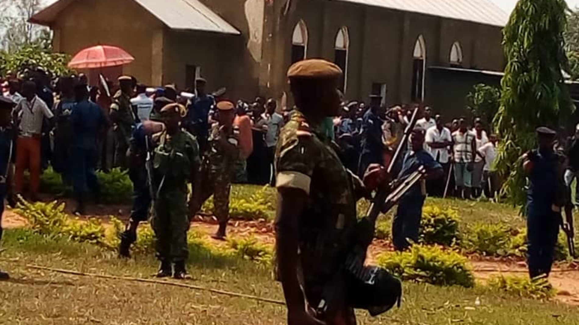 Buganda (Cibitoke) : peur panique chez les fidèles de l'église adventiste du 7ème jour