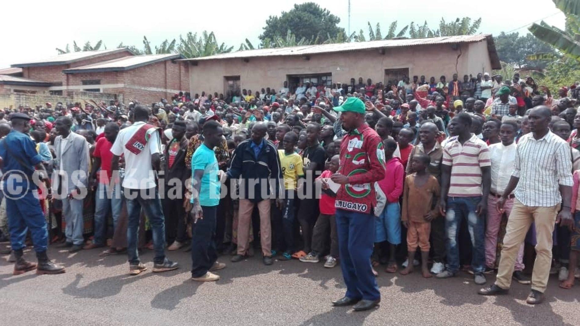 Bugenyuzi : un opposant blessé par des Imbonerakure
