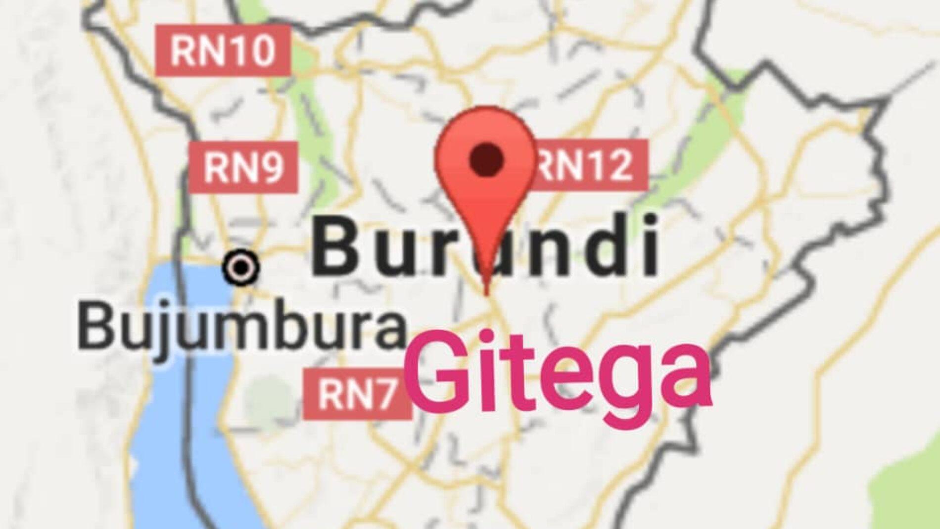 Mutaho (Gitega) : attaque à la grenade au domicile de l'administrateur