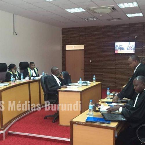 EAC : Le Burundi perd le procès l'opposant au président de l'Assemblée législative régionale