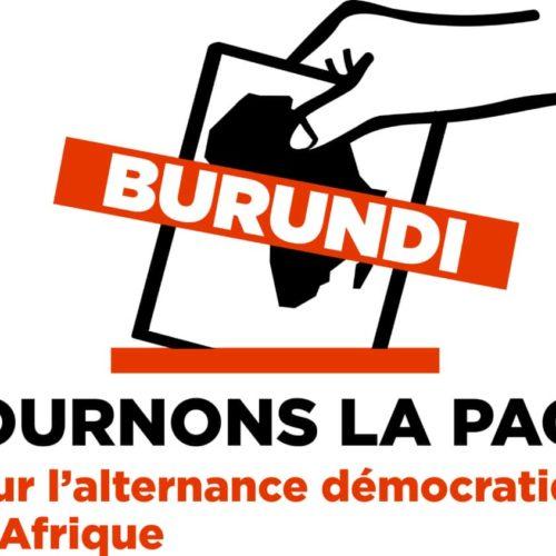 """SOCIETÉ CIVILE :  les organisations de la société civile en exil mettent en place un mouvement """"Tournons La Page"""" pour une alternance démocratique responsable"""