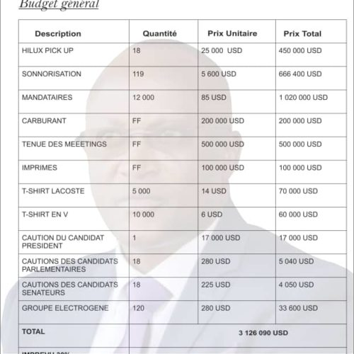 Bujumbura : le financement pour les élections de 2020 divise l'UPRONA