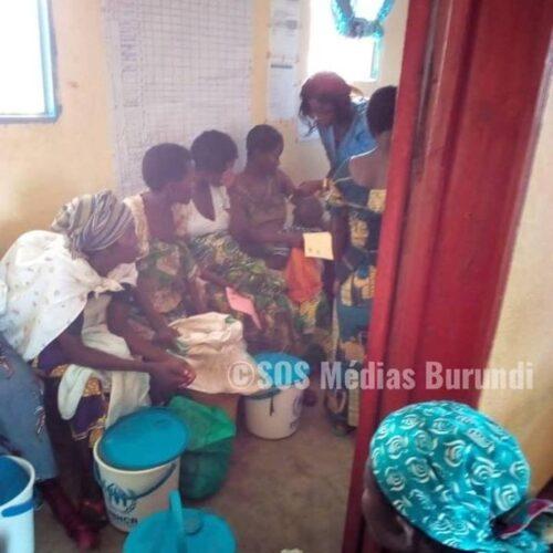 Lusenda (RDC) : Manque de médicaments pour lES réfugiés burundais