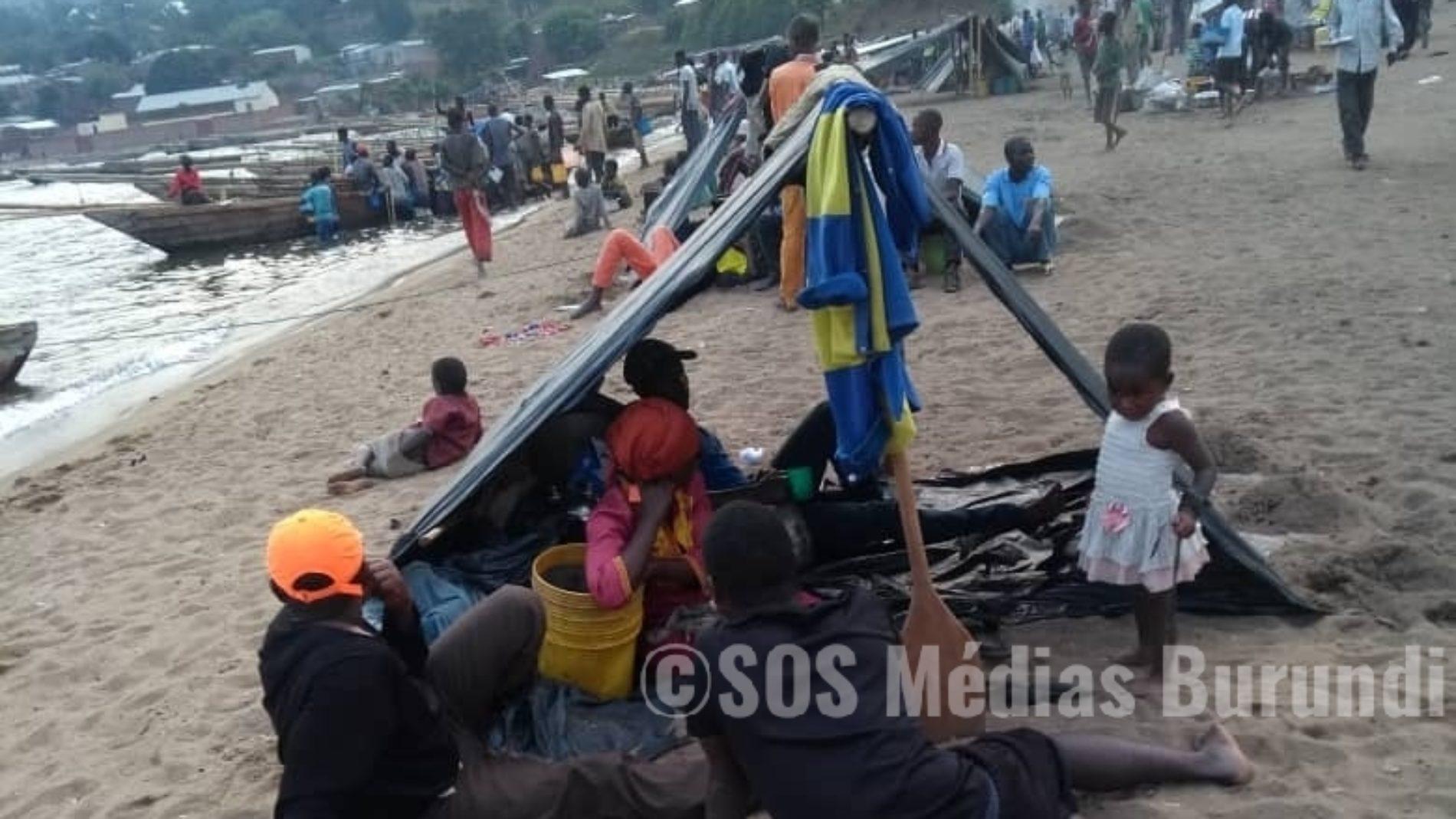 Rumonge : deux présumés bandits armés tués par la marine burundaise