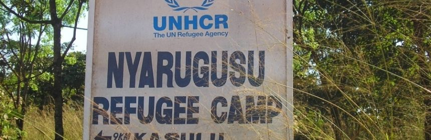 Burundi Tanzanie Nyarugusu