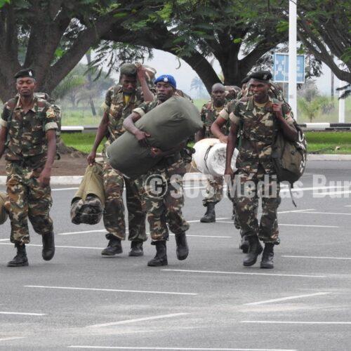 Burundi – Somalie : au moins 12 militaires tués  dans une attaque contre un convoi de militaires burundais