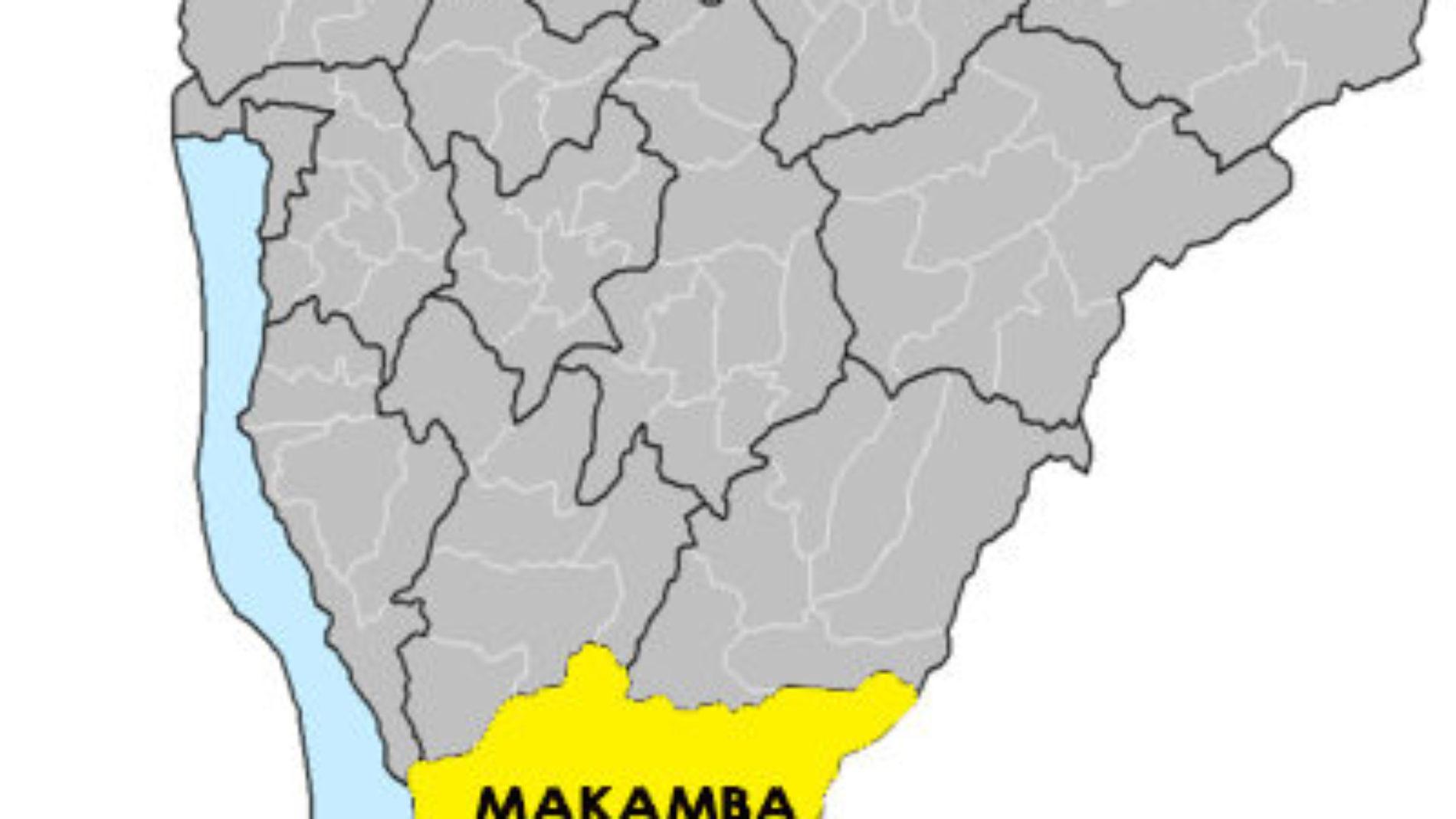 Coronavirus : début d'inquiétude en province de Makamba