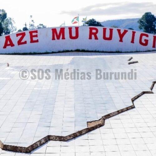 Ruyigi : deux jeunes du CNDD-FDD en détention depuis une semaine