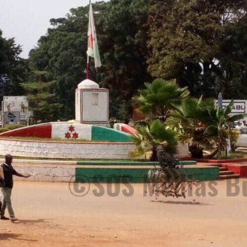 Makamba: 53 personnes arrêtées dans une opération de la police et l'armée