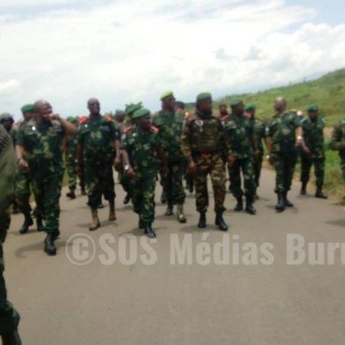 RDC-Ituri : une nouvelle incursion des présumés ADF ,repoussée par l'armée à Ndalya