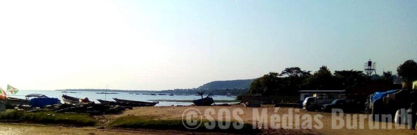 Burundi Rumonge Port