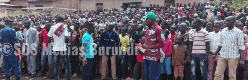 Burundi CNL
