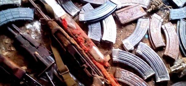 Burundi Bukeye Muramvya Armes