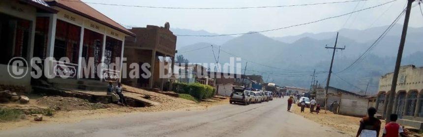 Burundi Cibitioke Mabayi