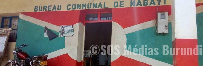 Burundi Cibitoke Mabayi