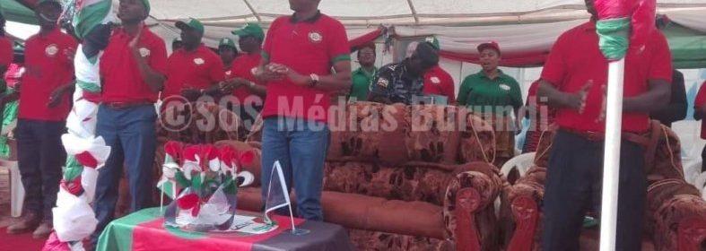 Burundi CNL Rwasa
