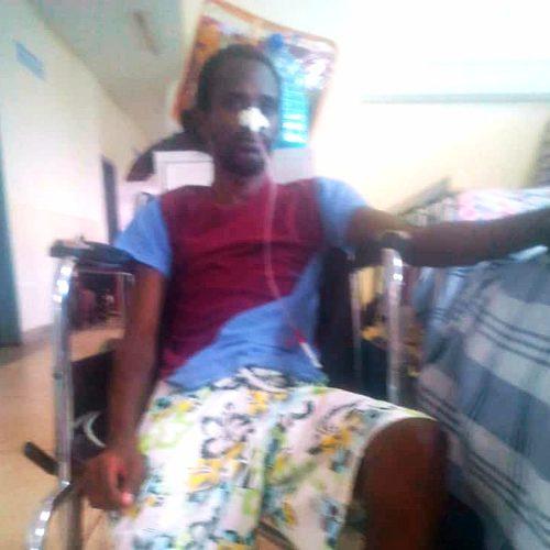 Nakivale (Ouganda) : SOS pour un réfugié burundais malade