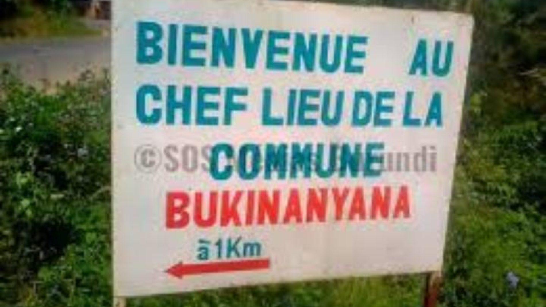 Bukinanyana : les autorités menacent de sanctionner sévèrement les collaborateurs des hommes armés parlant Kinyarwanda