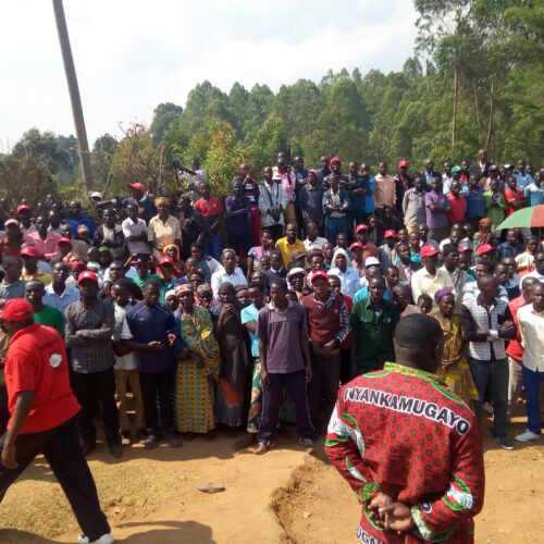 Rusaka (Mwaro) : un responsable du parti CNL interpellé
