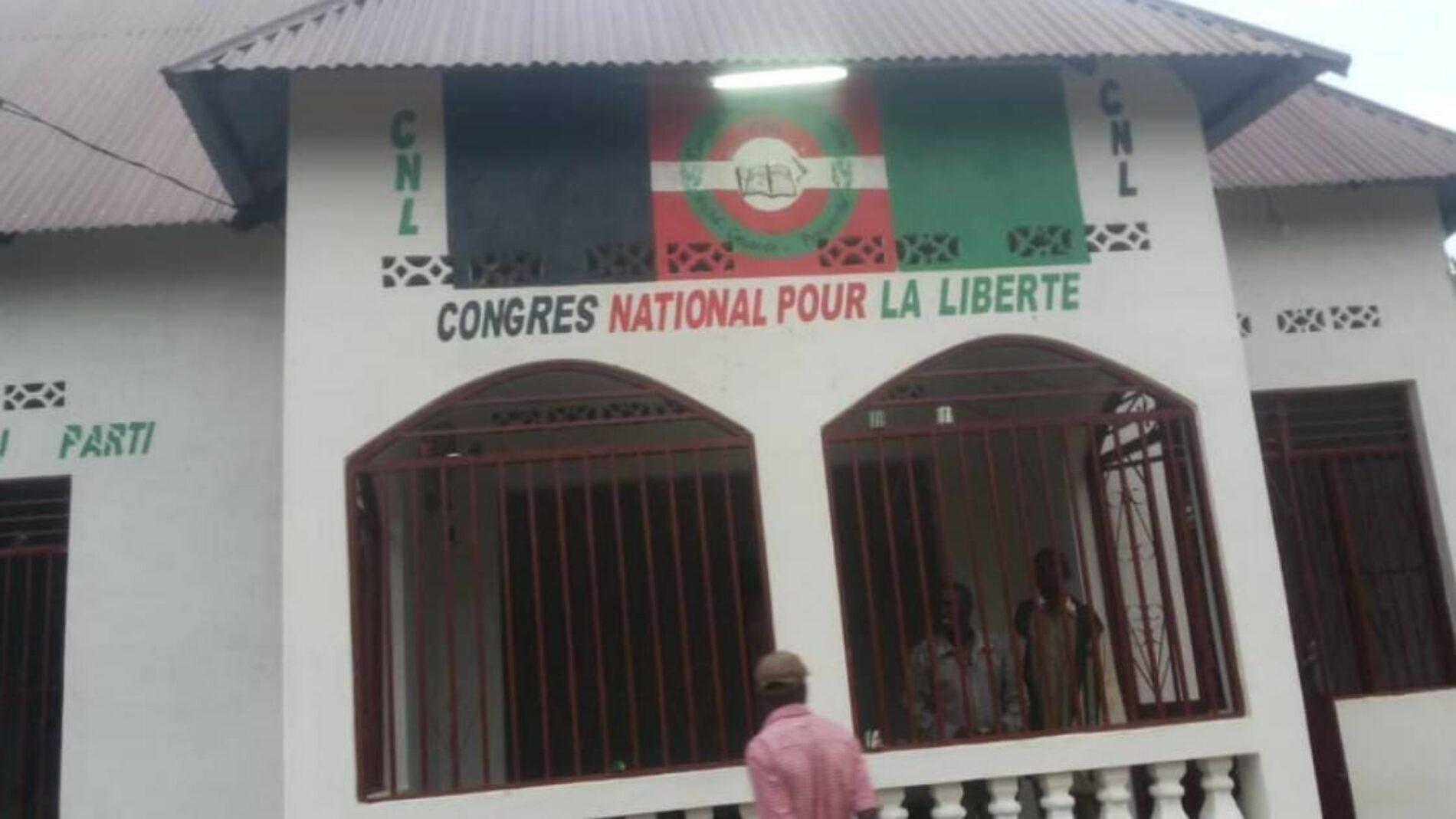 Maramvya (province de Bujumbura) : six jeunes opposants détenus arbitrairement selon le CNL