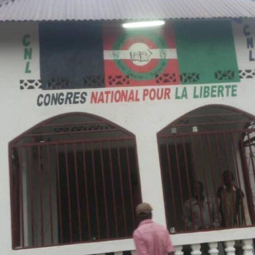 Giteranyi (Muyinga) : le responsable local du parti CNL en détention