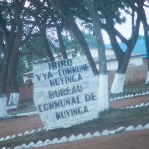 Muyinga : quatre personnes blessées dans des accrochages entre membres du CNL et Imbonerakure