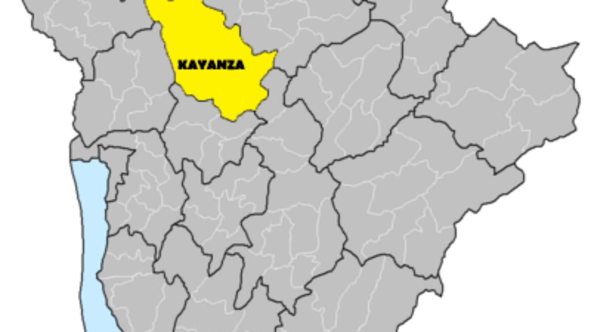 Kayanza : le dépistage volontaire du VIH sida n'est plus possible