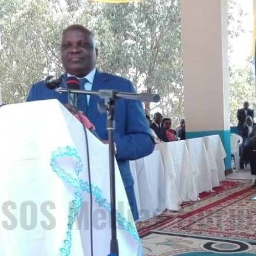 Mugera( Gitega) : le président de l'Assemblée nationale demande à l'église catholique la neutralité aux éléctions de 2020