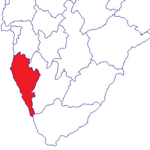 La police a arrêté  trois personnes dont un membre du CNL à Muhuta (sud-ouest du Burundi)