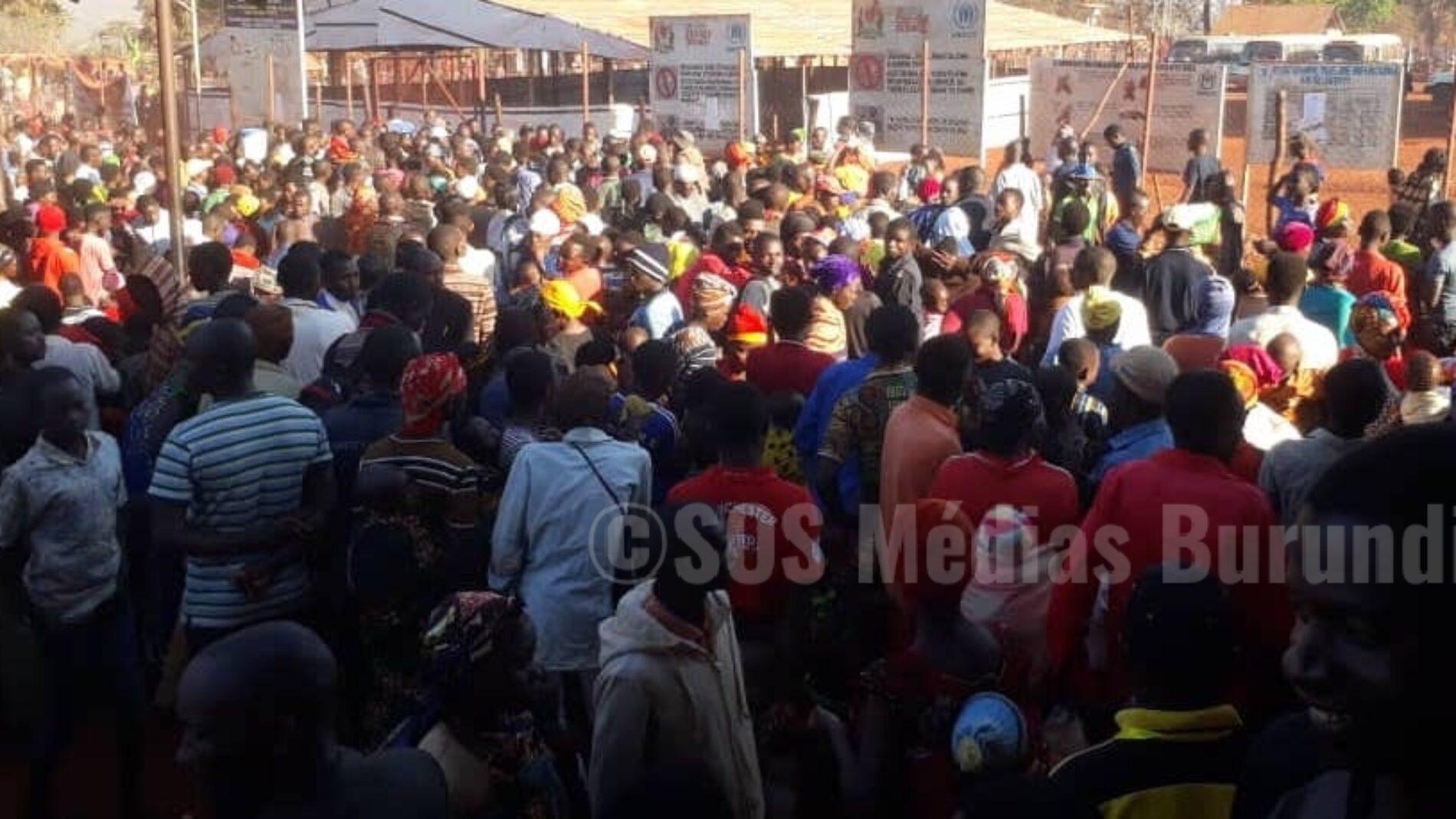 Tanzanie: les réfugiés burundais rentrent en grand nombre