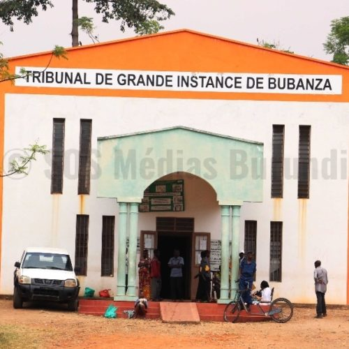 Les reporters d'Iwacu transférés à la prison de Bubanza