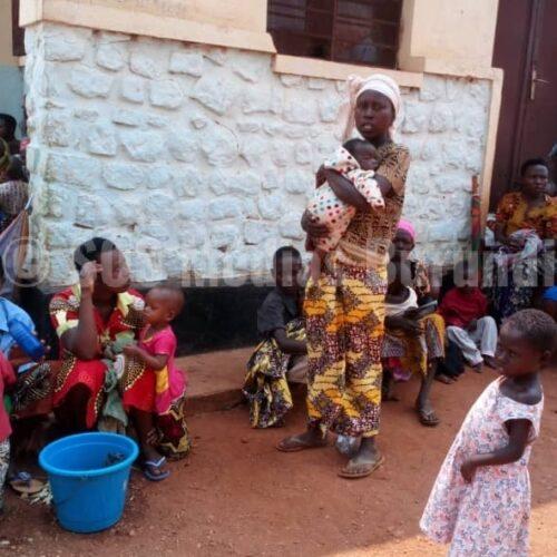Cibitoke : la malnutrition fait rage