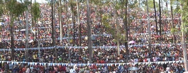 Burundi Gitega Catholique