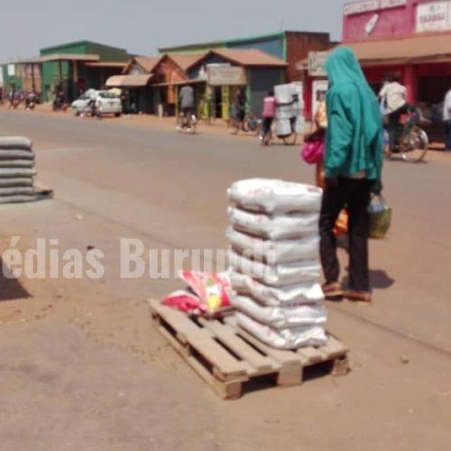 Gitega : hausse des prix des matériaux de construction