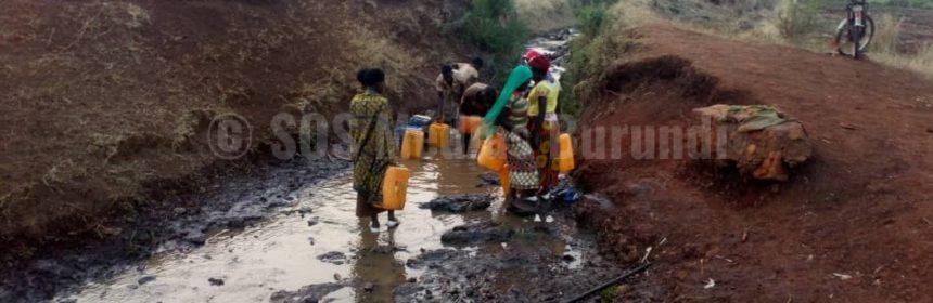 Burundi Cibitoke Rugombo Regideso