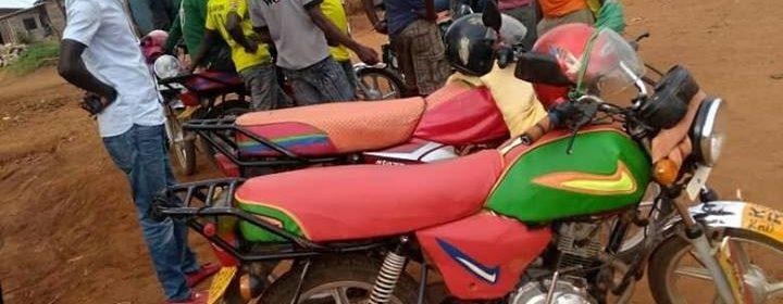 Burundi Moto CNL
