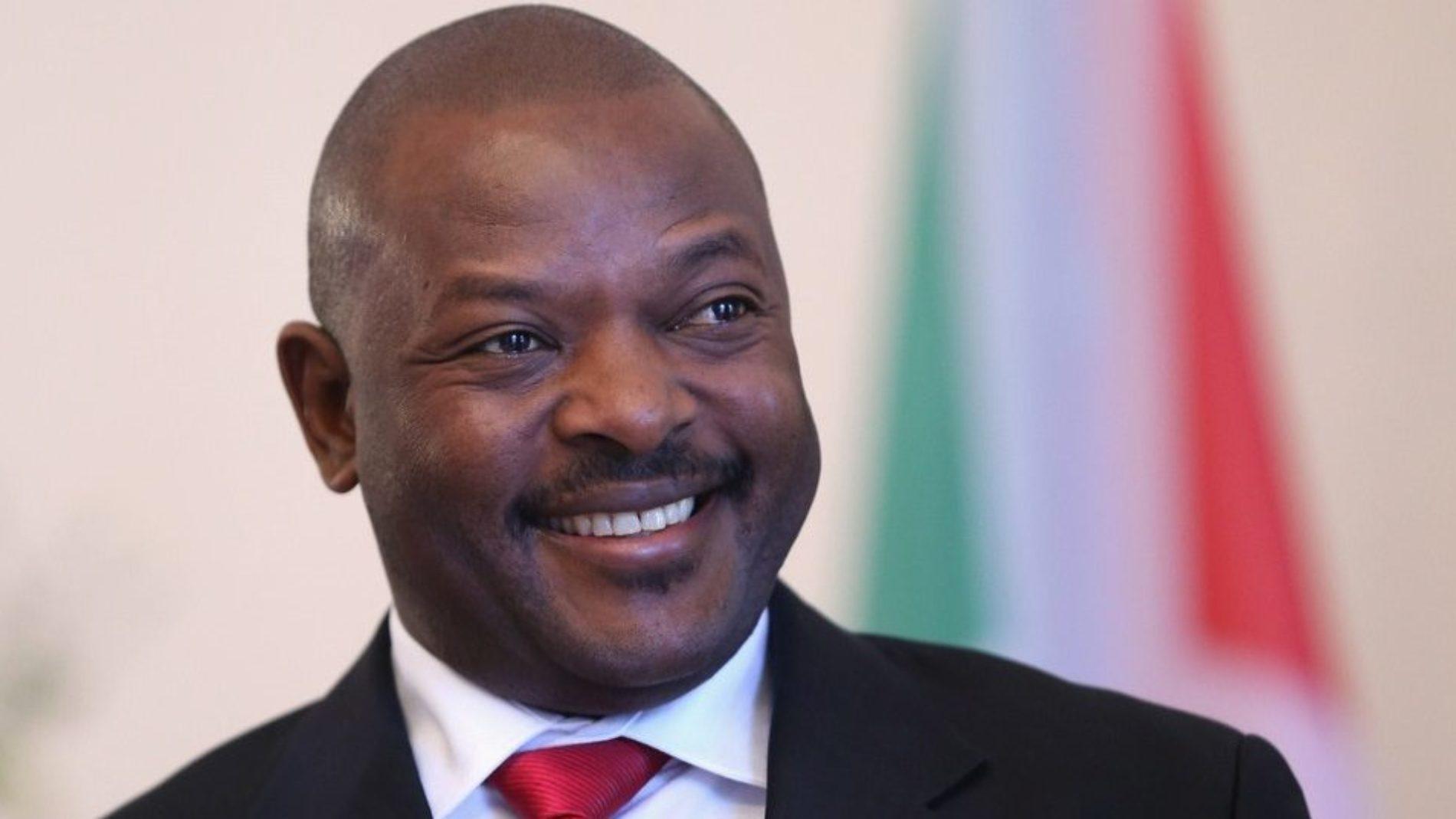 Le président Nkurunziza se félicite d'un Burundi prospère