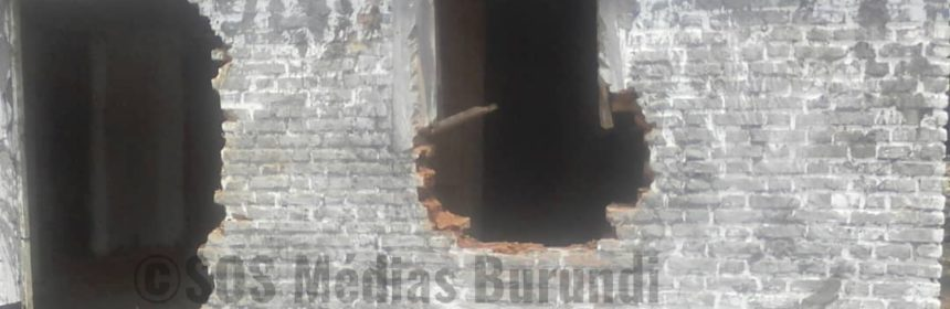 Burundi CNL Buringa Bubanza