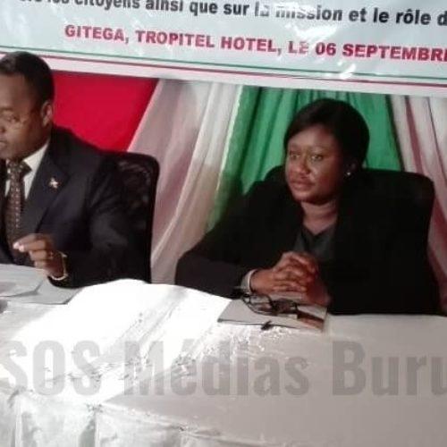 Gitega:   L'ombusdman dénonce la corruption dans les institutions publiques