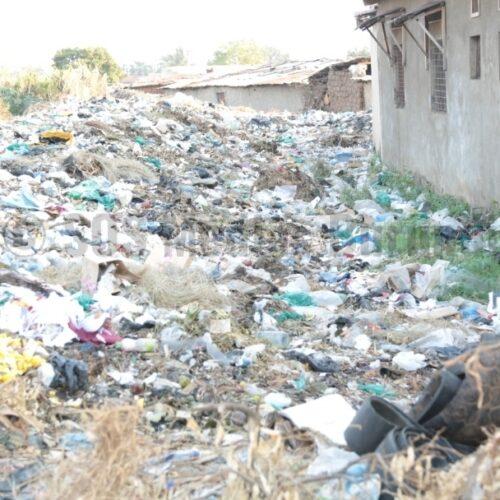 Ngagara-Bujumbura: des immondices inquiètent des habitants